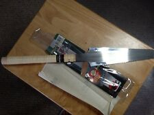 Kijima Japanese Carpenter's Saw Tool Length 24 Inches Fine Fast Cutting Teeth