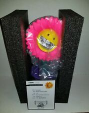 Ron English Growing Grin Silver Shocking Sun Flower (Apportfolio) By Monsters!!