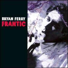 BRYAN FERRY FRANTIC CD NEW