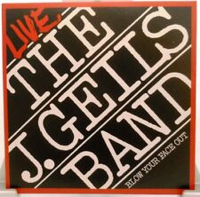 The J. Geils Band + LIVE + Blow Your Face Out + Special Edition (78) +