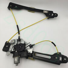 1X For Cadillac SRX 2010-2016 Front Left Side Door Glass Elevator Motor Assembly