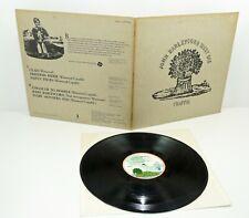 "TRAFFIC ""John Barleycorn Must Die"" UK pink rim Island EX/EX 1971 re LP PROG"