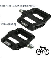 "Race Face Chester Platform Mountain Bike Pedals 9/16"",Black"