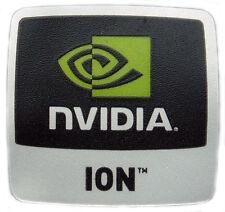 NVIDIA ION  STICKER LOGO AUFKLEBER 18x18mm (236)