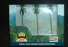 """JTT 3 pack 4 """" Palm  trees in HO 1:87 scale 94239 N"""