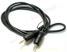 US SELLER 15FT 15 FT 15 Feet 3.5mm Male to Male Audio Stereo Cable New