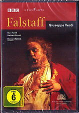DVD VERDI FALSTAFF Bryn Terfel Barbara Frittoli HAITINK Diana Montague Tarver