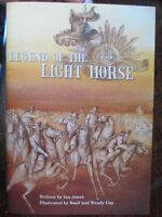 Light Horse Children's Primary School Australian WW1 Learning Gallipoli Book