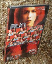 RUN LOLA RUN DVD, NEW AND SEALED, SUNDANCE FILM FESTIVAL AWARD WINNER,WIDESCREEN