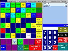 EPOS POS X50 MINI S Software par Epos 4U-Transformez votre PC en Un POS Till Système