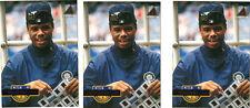 Ken Griffey JR 1994 Pinnacle #100 94 Reds Mariners Lot of 3