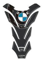PARASERBATOIO ADESIVI CARBONIO PROTEZIONE x SERBATOIO in RESINA 3D per MOTO BMW
