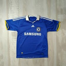 Chelsea Home football shirt 2008 - 2009 size young xl adidas jersey