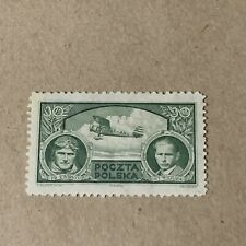 Poland 1934- Pilots Zwirko & Wigura  Scott #C10 MNH