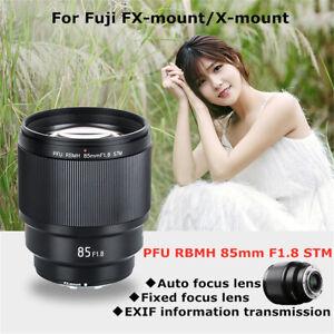 For Fuji FX-mount/X-moun VILTROX 85mm F1.8 STM AF  Portrait Fixed Focus