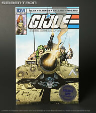 GI Joe A Real American Hero #173 IDW *ADVANCE COPY* 2011 Hama/Wagner/Gallant