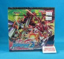 Bushiroad Future Card Buddyfight Triple DDD Buddy Rave Booster Pack Box Sealed