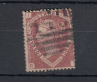 GB QV 1 1/2d Lake Red Plate 3 Fine Used J2523