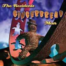 The Residents - Gingerbread Man, Remastered Expanded (NEW 3CD Preserved Edition)