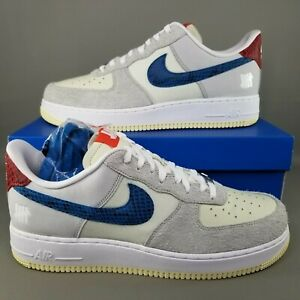 Nike Air Force 1 x Undefeated 5 On It Shoes Mens Size 11.5 Sneakers - IN HAND