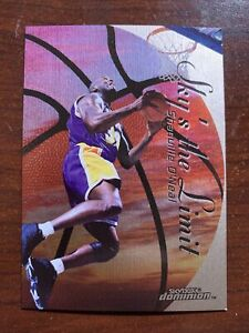 1999-00 Skybox Dominion Sky's The Limit PLUS Insert Shaquille O'Neal READ DESC