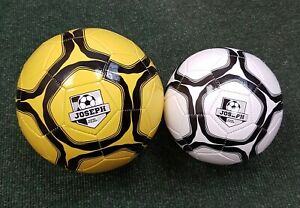 Personalised Football Set Size 5 and Size 3