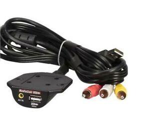 Jensen MediaLink Module USB Aux In Port w/ RCA New Media Link 35813100
