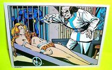 "MARVEL COMIC BOOKS 1978 Vtg RARE POSTCARD of SHANNA ""Guardian of the Jungle"""
