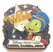 Walt Disney World pin: Jiminy Cricket - Wish, Le 750