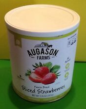 Augason Farms Sliced Strawberries Food Storage Emergency Survival Prepper
