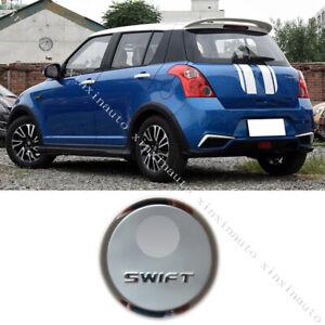 Gas/Fuel Door Cap Cover Molding Car Trim For Suzuki Swift Hatchback 2012-2016