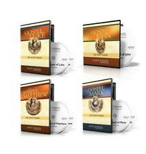 Scott Hahn Gospel Bundle:GOSPEL'S OF MATTHEW, MARK, LUKE & JOHN CD SET