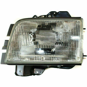 1999 2000 2001 2002 99-02 Isuzu Trooper Head Light Lamp Driver LEFT 114-60067L