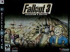 PlayStation 3 - Fallout 3 Collector's Edition - Playstation 3 - Fallout 3 -