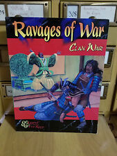 L5R Ravages of War Clan War ✰Sarge & Red's✰