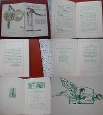 BROCHURE ILLUSTRATA XIII CORPO D'ARMATA GUERRA 1915-1918 TAGLIAMENTO PIAVE CARSO