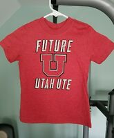 FUTURE UTAH UTE BABY AND TODDLER SHORT SLEEVE T SHIRT NEW OFFICIALLY LICENSED