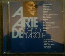 Chico Buarque – A Arte De Chico Buarque - Brazil Bossanova CD