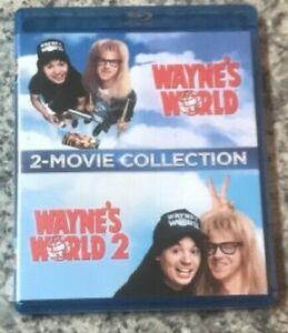 Double Feature - Waynes World/Waynes World 2 (Blu-ray Disc, 2011, 2-Disc Set)