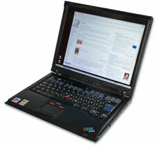 "IBM ThinkPad R51 Laptop 1.7GHz 15"" 20GB 768MB Radeon 9000 DVD/CD-RW Windows XP"