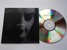 SAVAGES - I AM HERE - VERY RARE 4 TRACK PROMO CD
