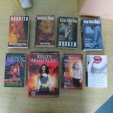 Spell Bound by Armstrong, Kelley (HC) + 7 more paperbacks