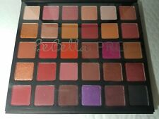 New Bebella Pro Palette Maroon Mayhem 30 Colors Eye Shadow Super Pigmented