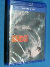 POINT BREAK New Sealed Blu-ray+DVD