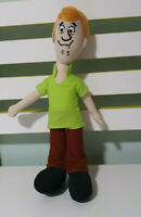 SHAGGY PLUSH TOY SCOOBY DOO CHARACTER TOY 28CM