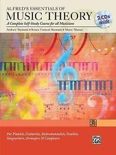 Alfred's Essentials of Music Theory: A Complete Self-