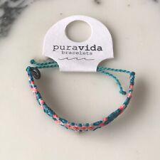 NWT Pura Vida macrame friendship bracelet