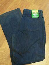 J-353 true vintage maverick prewashed flare leg jeans 32×32 USA