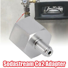 SodaStream Homebrew Tank Kit CO2 Cylinder Refill Connector Adapter AU