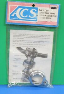 BMX ACS Ball Cup For ACS Rotor New In Package